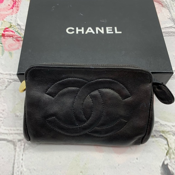214f4d1b8bab CHANEL Bags | Auth Vintage Caviar Coin Pouch | Poshmark